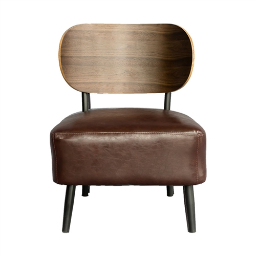ELLA CHAIR BROWN