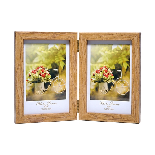 CHITSA PHOTO FRAME 4*6 BROWN