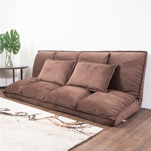 HAZIEL SOFA BROWN DUCATI